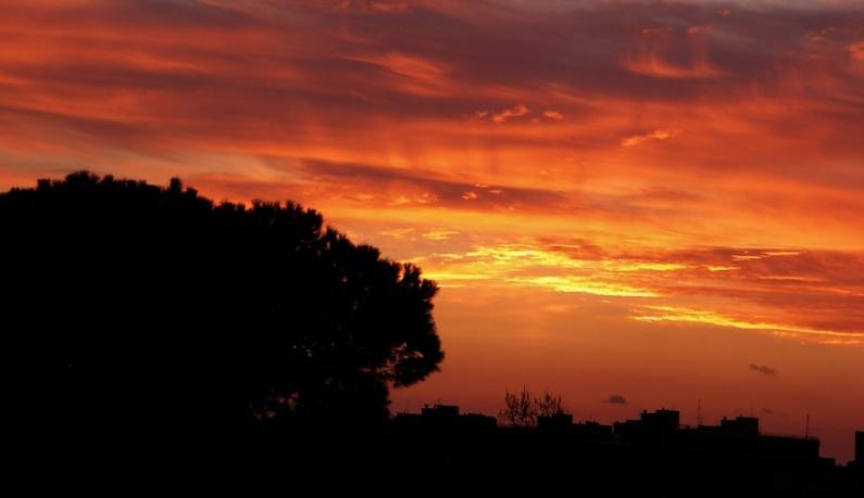tramonto in città frasi sull'amore e il tramonto dal tramonto all alba frasi immagini tramonto Latina