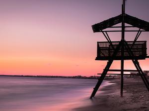 foto di tramonto tramonto Sunset in Latina – tramonto a Latina